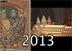 Bonne année 2013 et bonne visite de l'abbaye !
