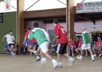 Tournoi de foot en salle 2012 de l'US Cluny football