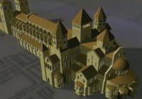 L'abbaye de Cluny en images de synthèse