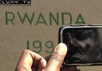 Inauguration de la stèle pour le Rwanda